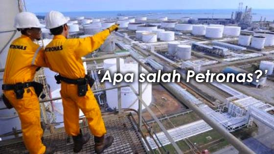 Pendedahan pekerja Petronas mengenai tuduhan negatif rakyat mengenai syarikat itu