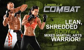 LES MILLS COMBAT: The Fight has Begun!