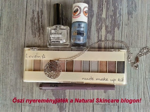 Natural skincare játéka