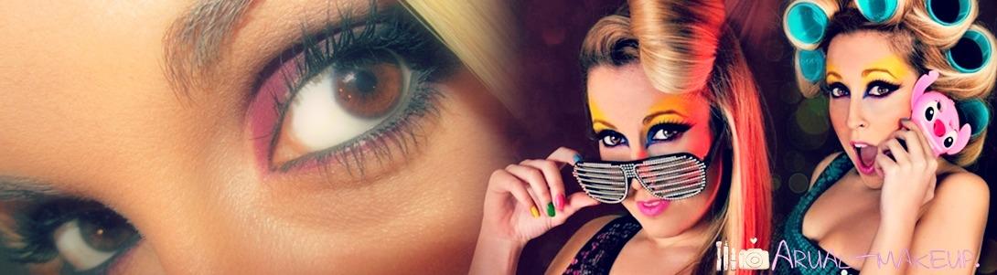 Arual-Makeup