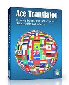 Ace Translator v9.5.2.691 - Dịch thuật đa ngôn ngữ bao gồm Việt Ngữ