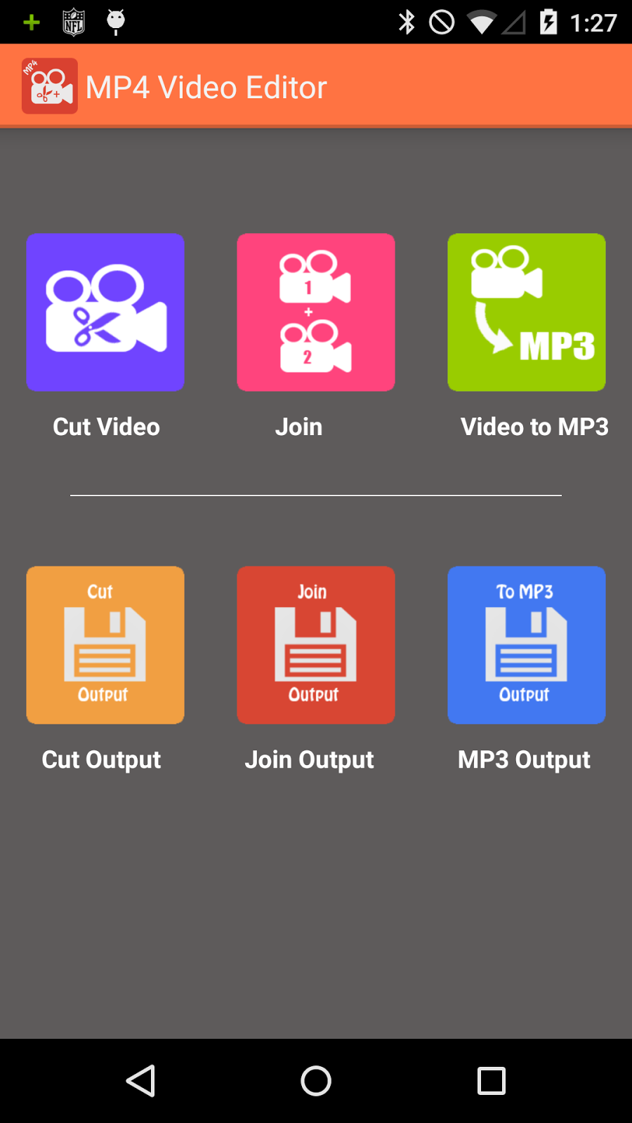 Android Beginning Bunch Android Mp4 Video Cutter And