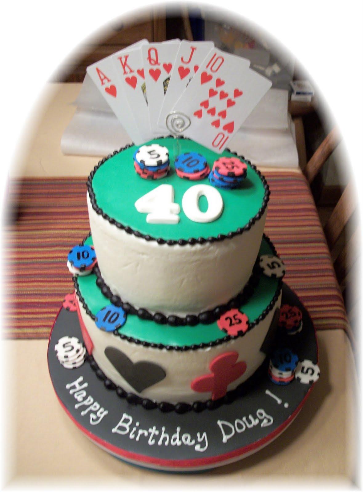 Cool Birthday Cake For Men