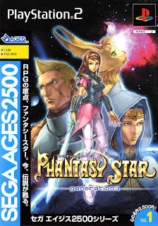 Phantasy Star Generation: 01