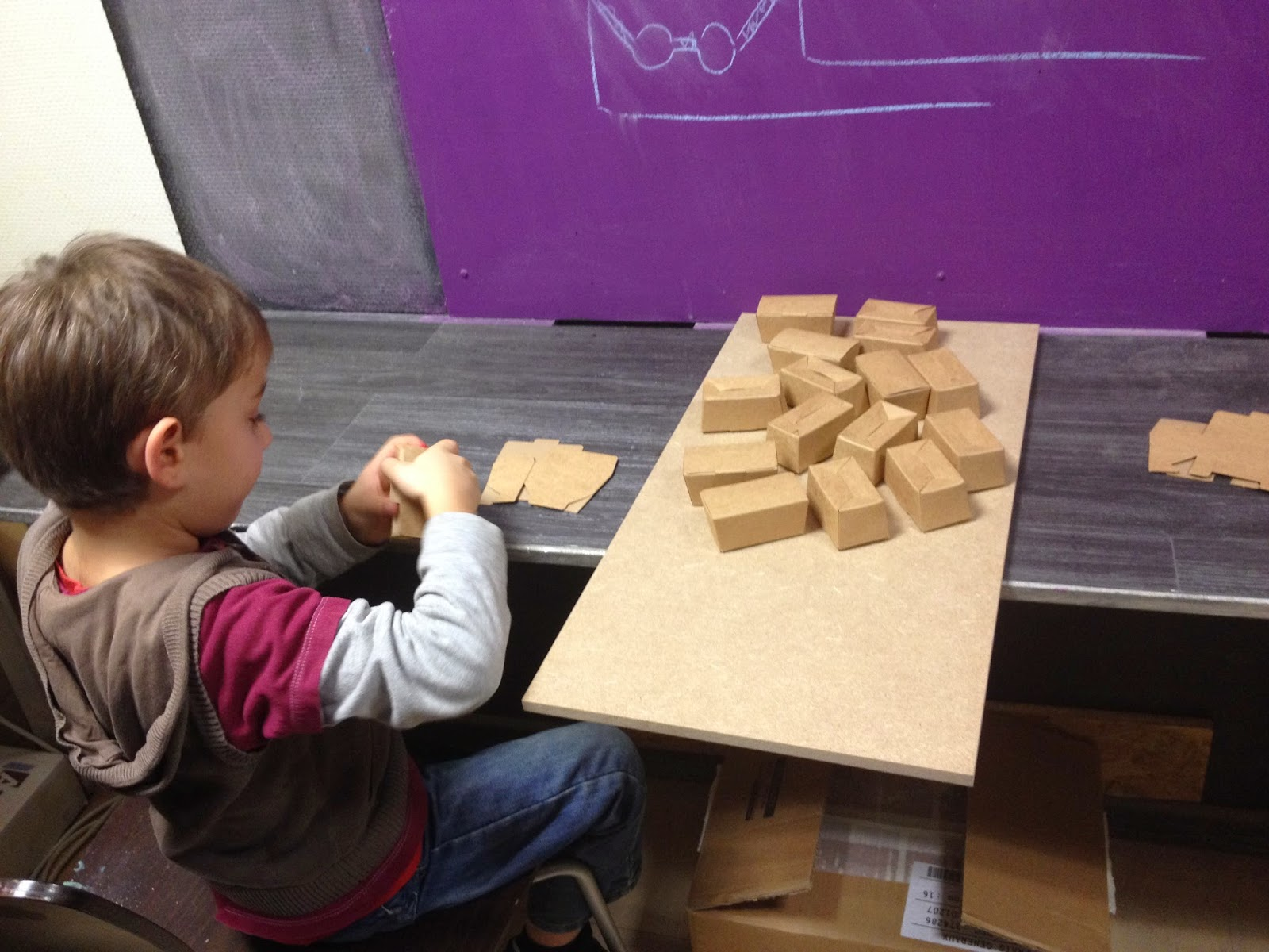 Calendrier de l 39 aven leroy merlin chartres bricolage enfants - Leroy merlin chartres ...