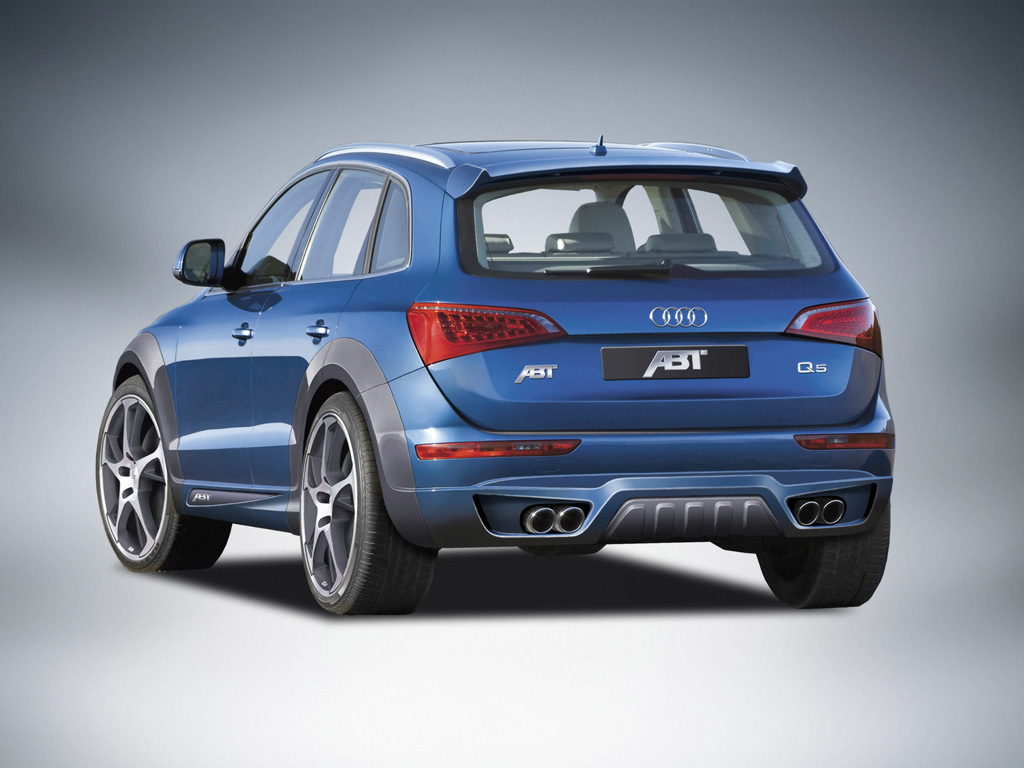 Audi Q5 Car Wallpaper