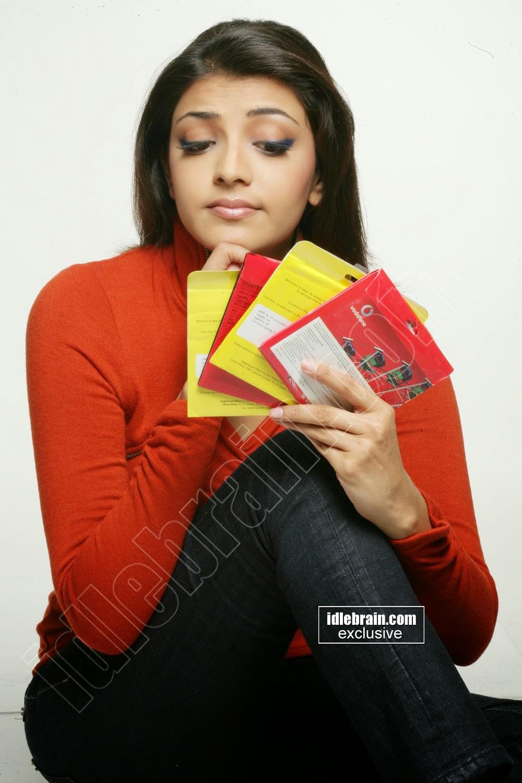 Kajal Darling Pics