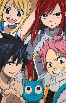 Fairy Tail (2014) 12