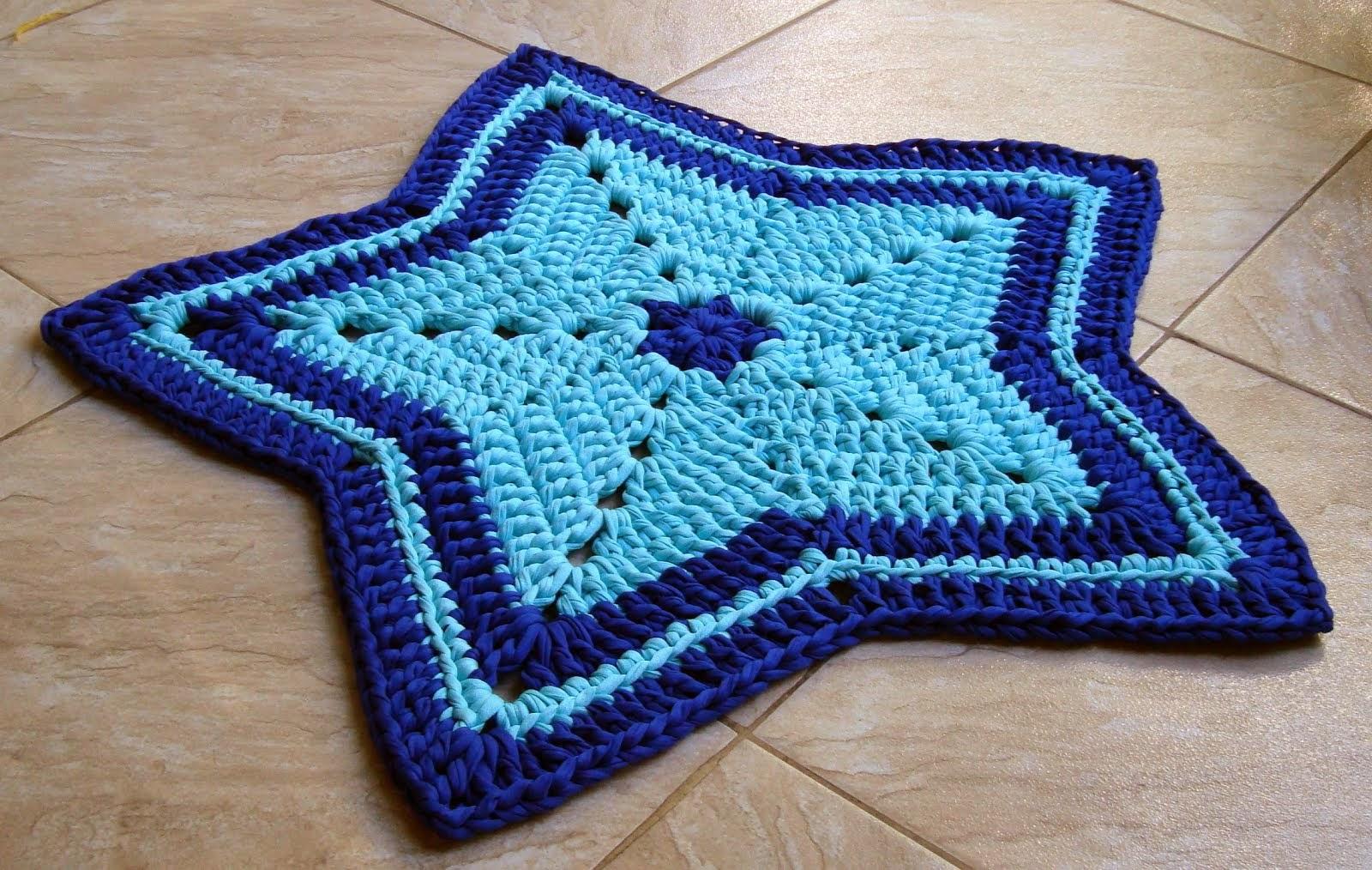 Tapete Estrela Azul