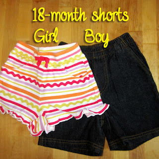 The Impossible Task of Buying Clothes for Little Girls: BrownThumbMama.com