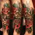 Full Color Tattoo arts