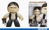 Han Solo Star Wars Mighty Muggs Wave 1