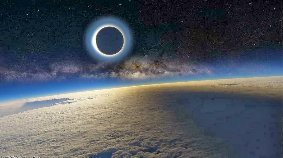 Fechas eclipses 2014