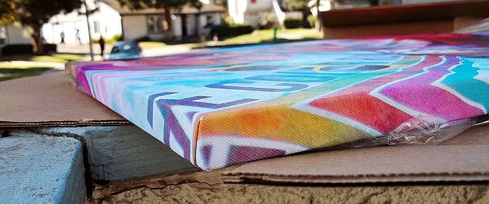 Easy Canvas Prints photos on canvas