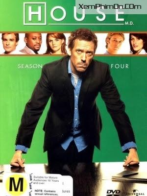 Bác Sĩ House Phần 4 Kênh trên TV Full Tập Trọn Bộ Lồng tiếng