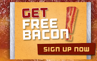 Denny's Free Bacon