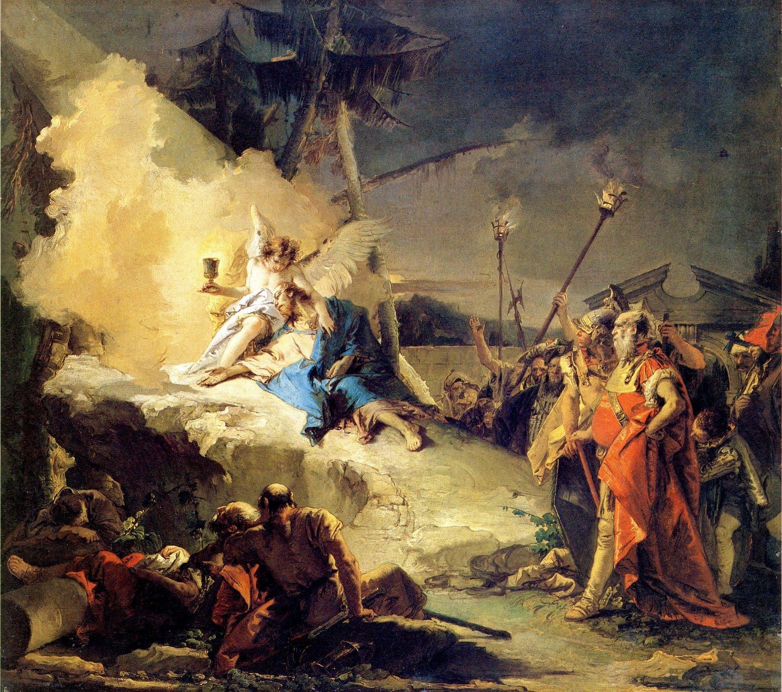 Biblical paintings 090312 vector clip art free clip art for Christian mural paintings