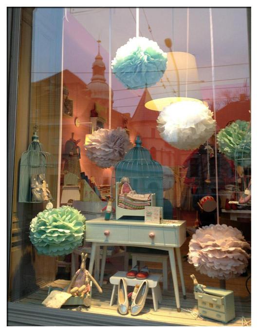 Circus mag shopwatch kleines haus potsdam - Schaufensterdekoration weihnachten ...