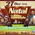 Adustina-BA: Veja as atrações do Natal do Pov. Sítio da Conceição