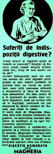 Indispoztii digestive
