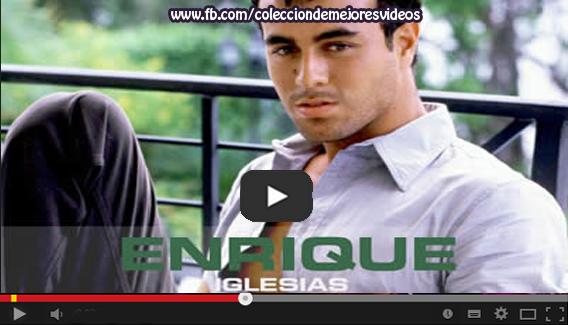 Enrique Iglesias, Nunca Te Olvidaré, Vídeo Musical, Música Romantica