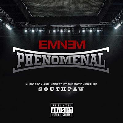 Eminem - Phenomenal (Single) [2015]