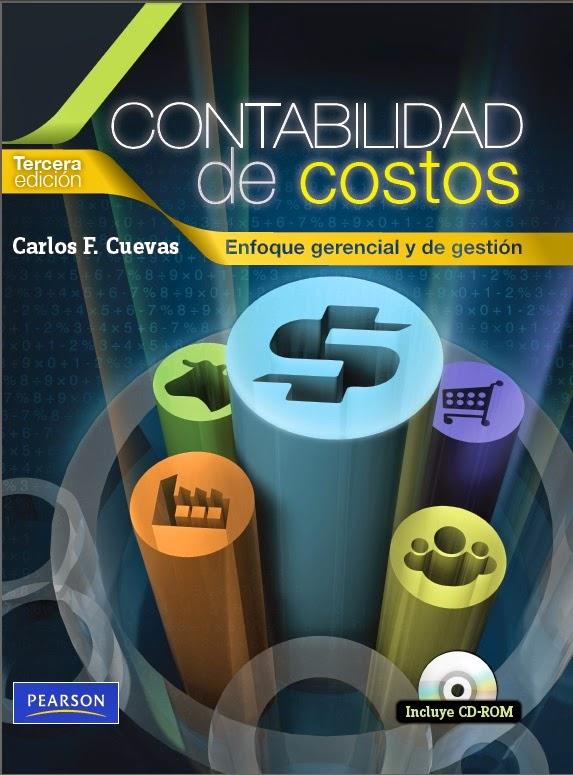 Descarga libro Contabilidad de Costos - Carlos Cuevas - PDF - Español