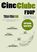 Programação Cineclube FDUP 2º semestre 2014/2015