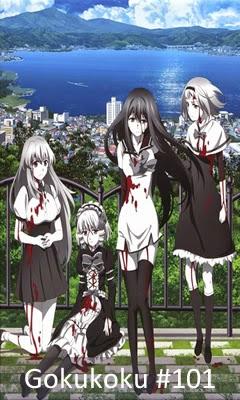 Leer Gokukoku no Brynhildr Manga 101 Online Gratis HQ