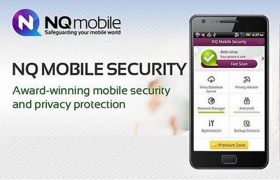 NQ mobile Security & Antivirus memiliki fitur semacam virus scanning ...