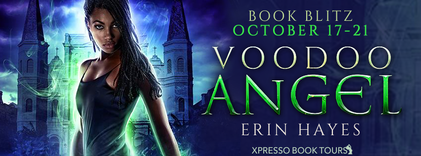 Voodoo Angel Book Blitz