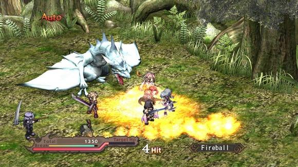 Agarest Generations of War PC Screenshot 03
