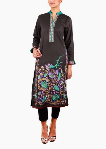 Sana Safinaz Embroidered Ready To Wear Dresses