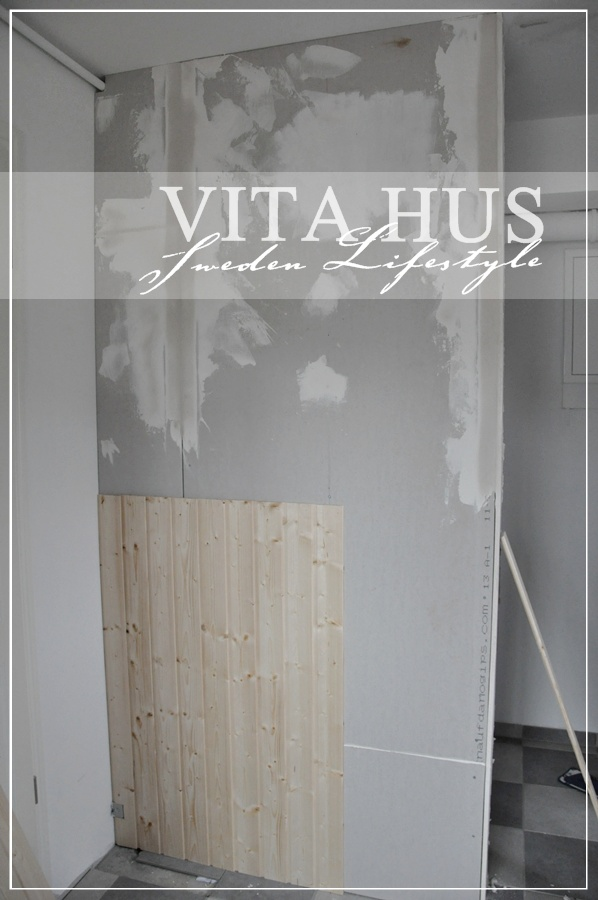 Wandvertäfelung selber bauen - * VitaHus