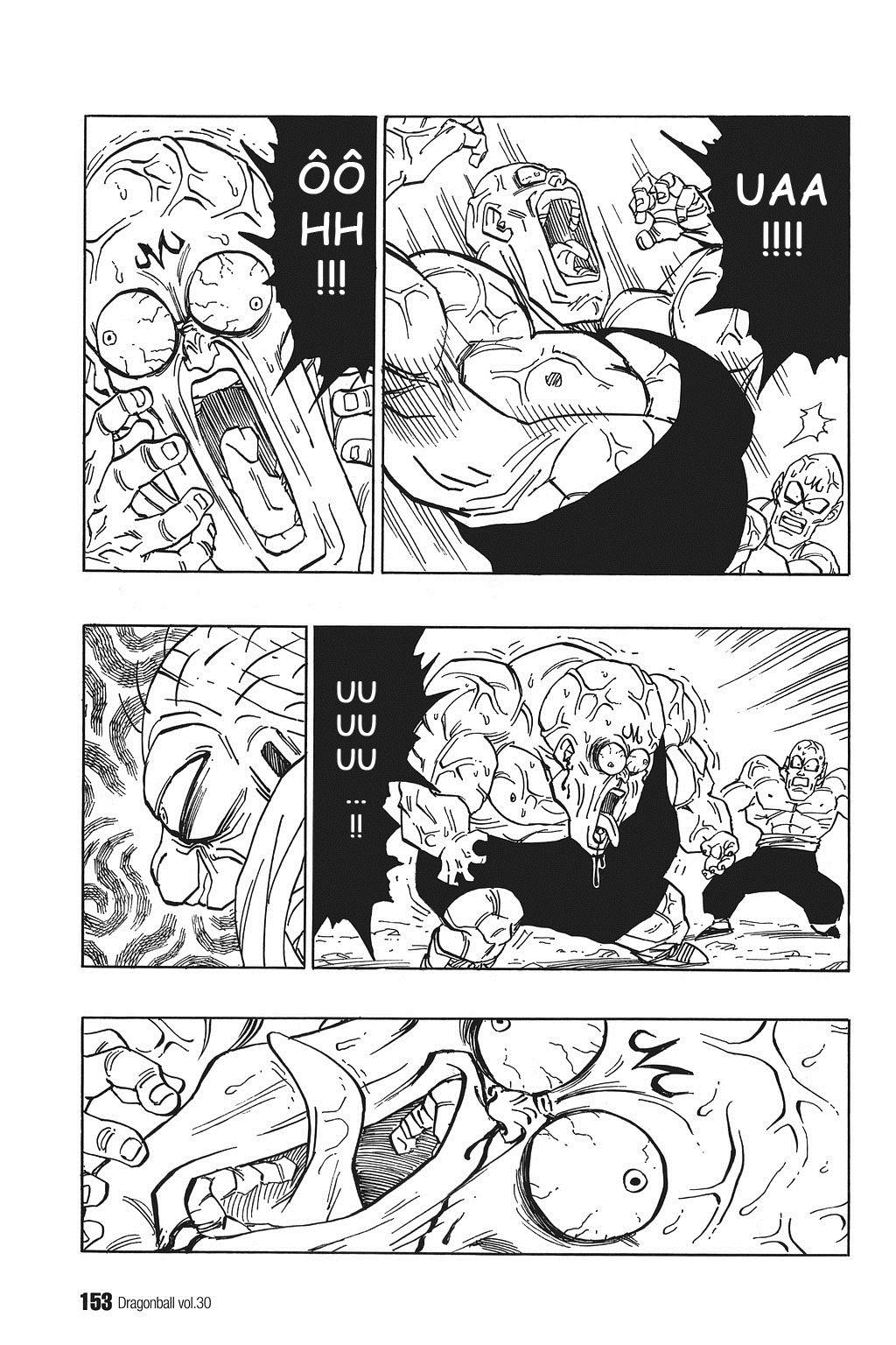 xem truyen moi - Dragon Ball Bản Vip - Bản Đẹp Nguyên Gốc Chap 447
