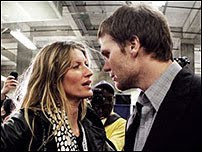 Gisele Tom Brady Super Bowl