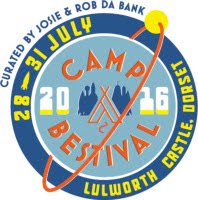We're Camp Bestival bloggers!