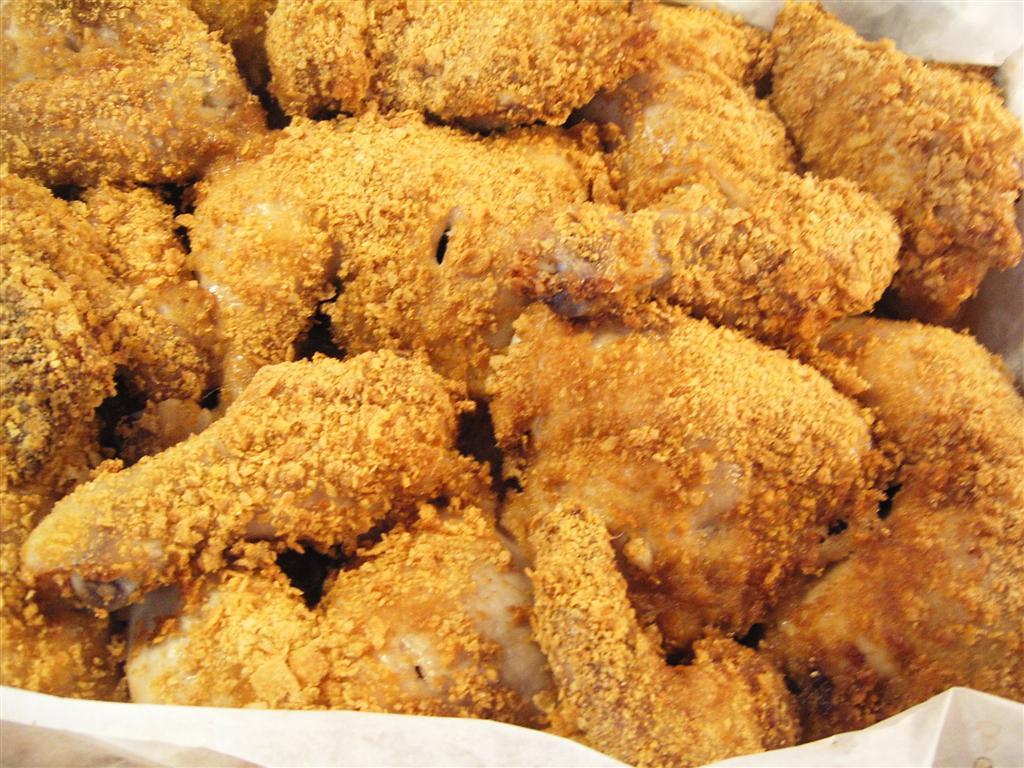 Fried chicken recipes dishmaps - Kentucky french chicken ...