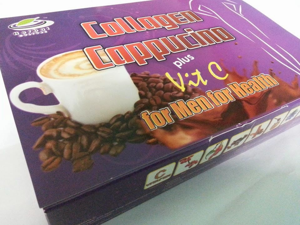Collagen Cappuccino For Men (CCFM)