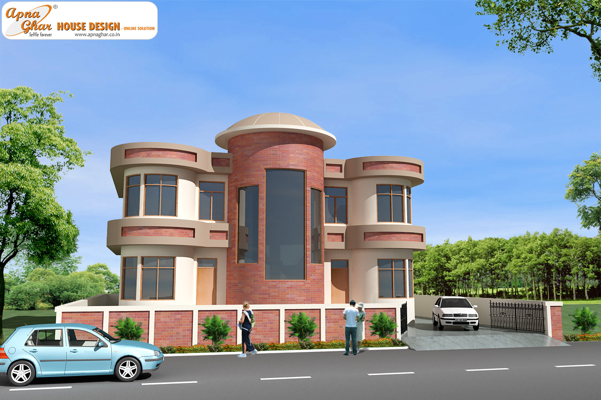 House plans and design architectural designs of duplex houses for Duplex house india