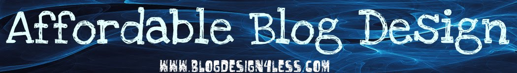 Affordable Blog Design, Blog Posting, SEO & More