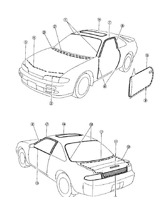 Nissan Silvias Repairmanual on 2000 Bmw Engine Blueprint