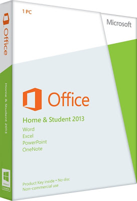 Office Home Student 2013 by SANDYTACOM
