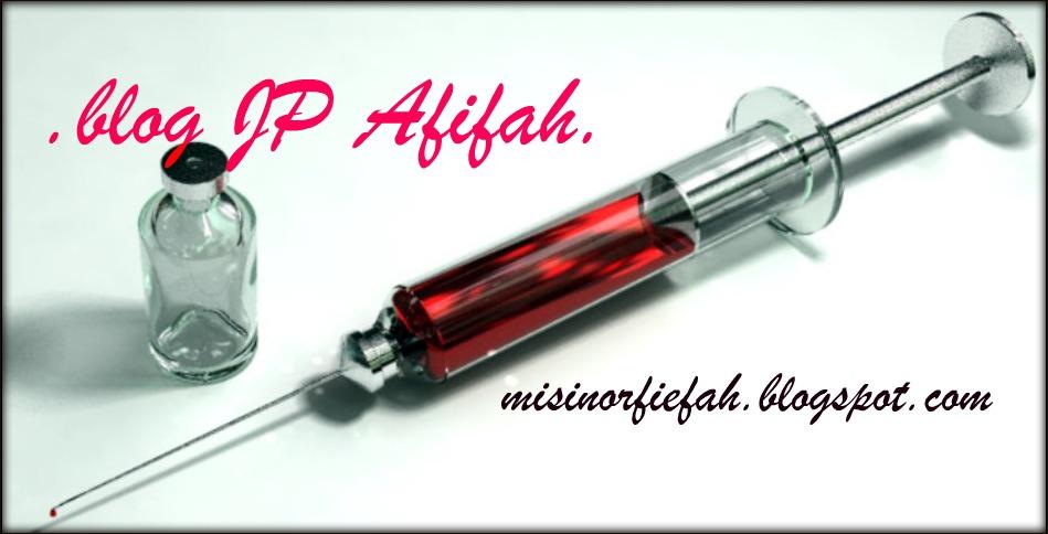 .Blog JP Afifah.