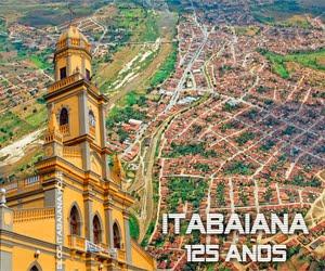 ITABAIANA 125 ANOS # DIA 26 DE MAIO