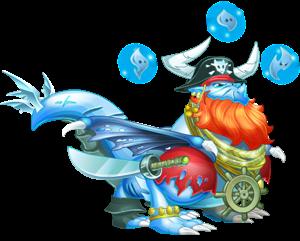 imagen del dragon ancestral turkgon de dragon city