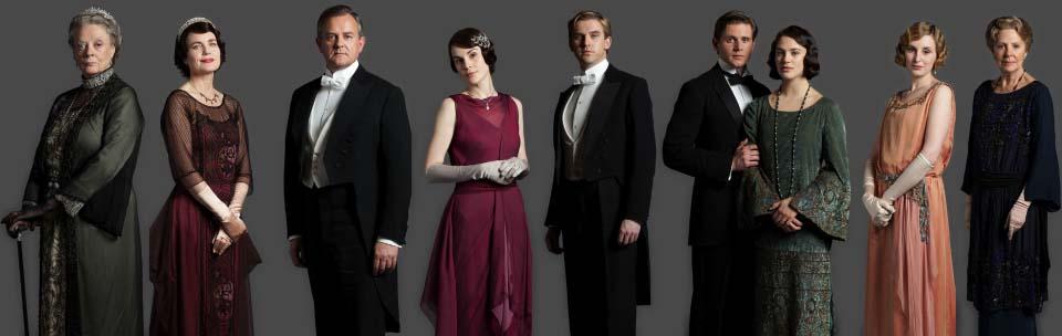 Downton Abbey Season 3 Promotional Photos of Penelope Wilton as ...