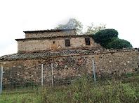 Façana nord de Can Colomer