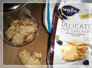 Wasa DELICATE THIN CRACKERS