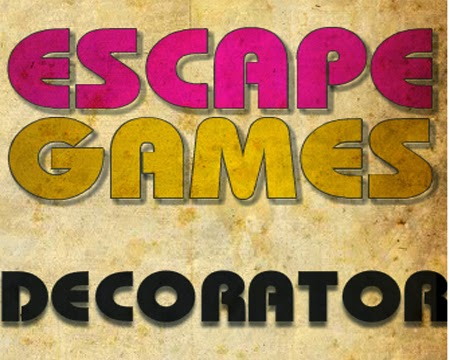 Walkthrough Escape Games: Decorator